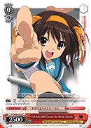 Girl Who Will Change the World, Haruhi - SY/WE09-E16 - C - Foil