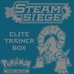 XY - Steam Siege Elite Trainer Box