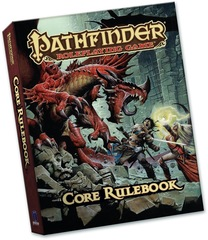 Pathfinder Roleplaying Game - Core Rulebook (Pocket Edition)