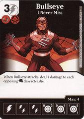Bullseye - I Never Miss (Die & Card Combo)