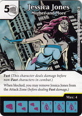 Jessica Jones - Mother and More (Card Only)
