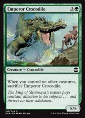 Emperor Crocodile