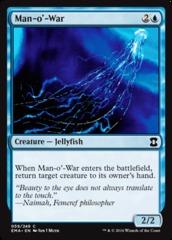 Man-o'-War on Channel Fireball