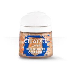 Fulgurite Copper - 12 ml