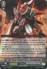 Great Cosmic Hero, Grandmantle - G-BT07/036EN - R