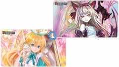 Ultra PRO - Force of Will - Double Sided Play Mat A4 Alice of Light and Shadow