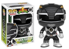 #361 - Black Ranger (Power Rangers)