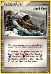Island Cave - 89/101 - Uncommon