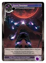 Black Moonbeam - BFA-061 - R - Foil on Channel Fireball