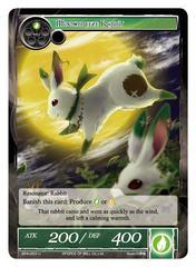 Moonbreeze Rabbit - BFA-053 - U - Foil