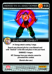 Android 13's S.S. Deadly Bomber - R135 - Foil