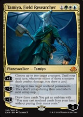 Tamiyo, Field Researcher - Foil