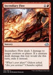 Incendiary Flow - Foil