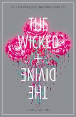 Wicked & Divine Tp Vol 04 Rising Action (Mr)