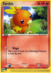 Torchic - 74 - Common
