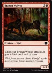 Brazen Wolves - Foil