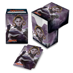 Eldritch Moon - Oath of Liliana Full-View Deck Box