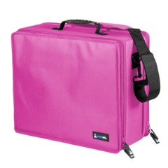 Bright Pink Large Card Case