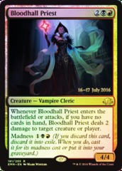 Bloodhall Priest - Prerelease Promo
