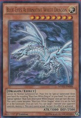 Blue-Eyes Alternative White Dragon - MVP1-EN046 - Ultra Rare - 1st Edition on Channel Fireball