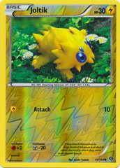 Joltik - 41/114 - Common - Reverse Holo