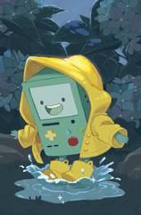 Adventure Time #57 Subscription Keenan Var