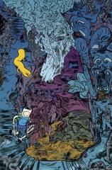 Adventure Time Comics #4 Subscription Greenstone Var1-0