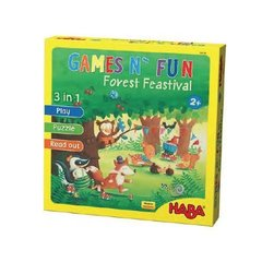 Games N' Fun Forest Festival