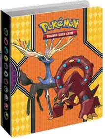 Pokemon - XY11 STEAM SIEGE MINI BINDER (Collector's Album)