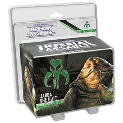 Star Wars: Imperial Assault - Jabba the Hutt Villain Pack (In Store Sale Only)