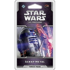 Star Wars - The Card Game - Scrap Metal Force Pack