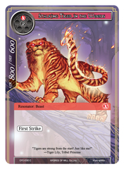 Stalking Tiger in the Woods - CFC-030 - C