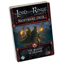 The Lord of the Rings: The Card Game Nightmare Deck - The Wastes of Eriador