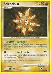 Solrock - 85/106 - Common