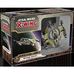 Star Wars: X-Wing - Shadow Caster Expansion Pack