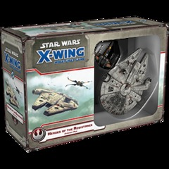 Heroes of the Resistance - (Star Wars X-Wing) - In Store Sales Only