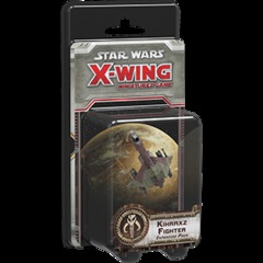 Star Wars: X-Wing - Kihraxz Fighter Expansion Pack