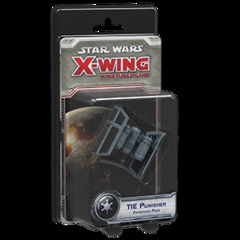 Star Wars: X-Wing - TIE Punisher Expansion Pack