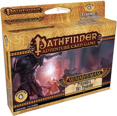 Pathfinder - Adventure Card Game - Mummy's Mask Adventure Deck 6 - Pyramid of the Sky Pharaoh