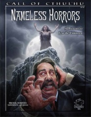 Call of Cthulhu 7th : Nameless Horrors
