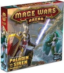 Mage Wars Arena: Paladin vs Siren