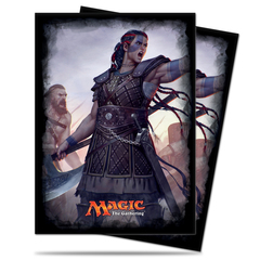 Ultra Pro - Commander 2016 Standard Deck Protector, Saskia the Unyielding, for Magic 120ct