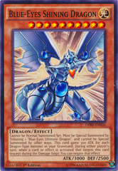 Blue-Eyes Shining Dragon - DPRP-EN026 - Common - 1st Edition