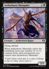 Aetherborn Marauder on Channel Fireball