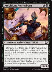 Ambitious Aetherborn - Foil
