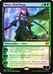 Nissa, Vital Force - Prerelease Promo
