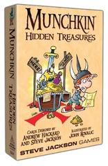 Munchkin Hidden Treasures © 2017 sjg1507