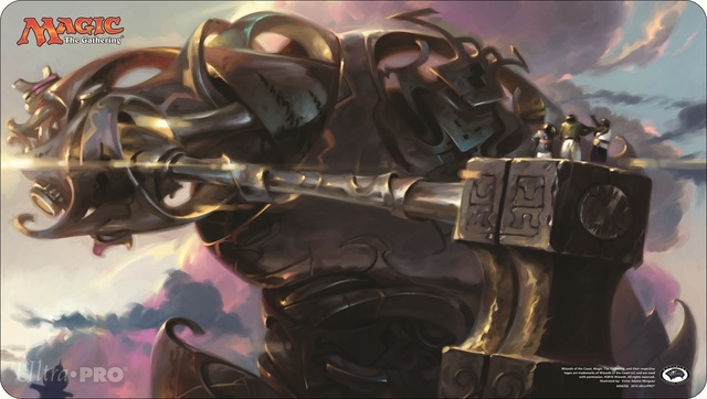 Ultra Pro - Kaladesh Cataclysmic Gearhulk Playmat (Sep2016 V1)