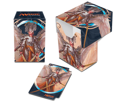 Ultra Pro - Kaladesh Angel of Invention Full-View Deck Box for Magic
