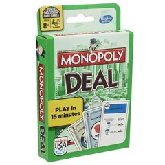 MONOPOLY DEAL CARD GAME (2016)